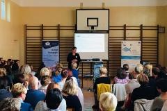 6.10.18 - Szkolenie dla nauczycieli w Prabutach - Projekt KoderJunior - Szkoła Mistrzów Programowania