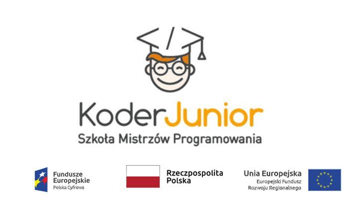 KoderJunior – Szkoła Mistrzów Programowania Wielkopolska