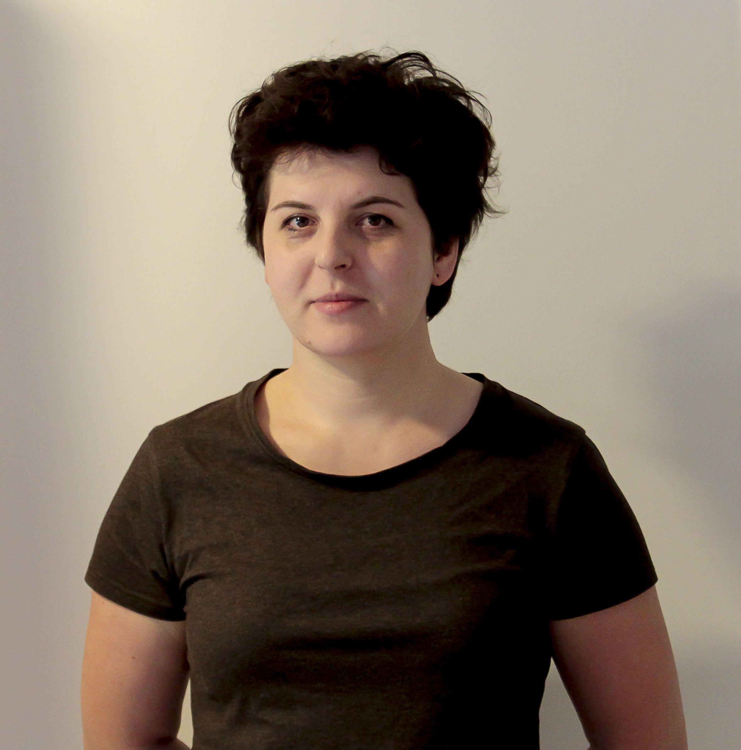 Anna Woźniak – Biriukova
