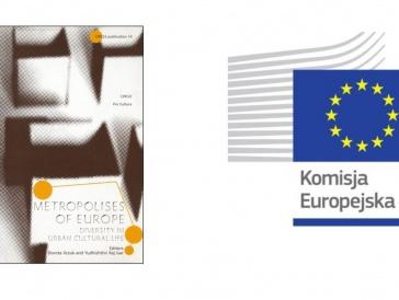 Miasta metropolitarne w Europie. Miejskie życie kulturalne i współpraca kulturalna miast na rzecz różnorodności kulturowej w Europie (2005)