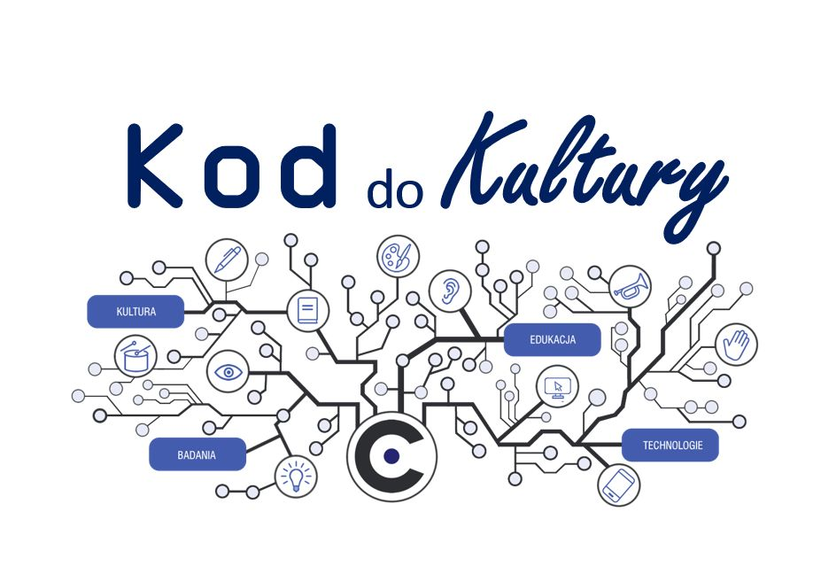Kod do Kultury – zapraszamy do udziału w projekcie