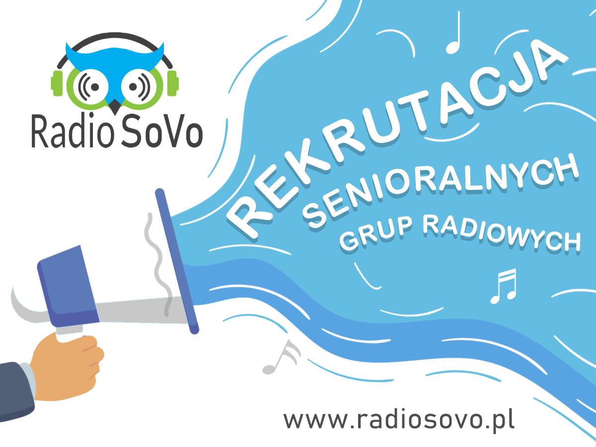 Zostań dziennikarzem i twórz radio! Słuchaj SoVo!