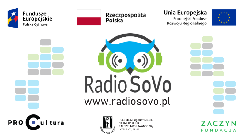 """Realizujemy Projekt """"SoVo – dostępne radio internetowe"""""""