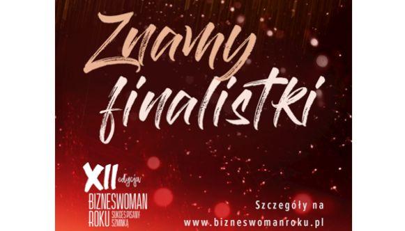 Magdalena Janczewska – prezeska Fundacji Pro Cultura w finale XII edycji konkursu Bizneswoman Roku